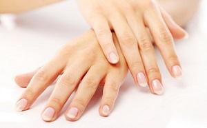 Женские ухоженные руки