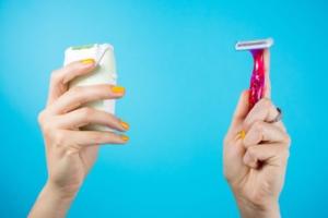 Как брить зону бикини: без раздражения