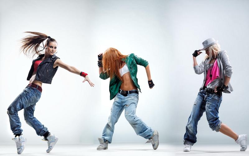 Танцы для худения