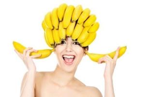 Маски для волос в домашних условиях: рецепт с бананом