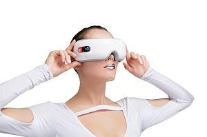 Очки-массажеры для глаз - действие и эффективность