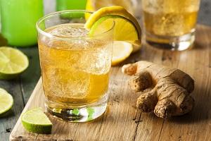 Имбирно-огуречный коктейль для похудения - рецепт