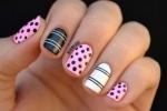 Идеи маникюра на короткие ногти с помощью шеллака