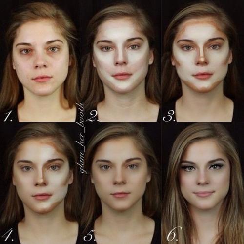 Результаты использования консилера для лица