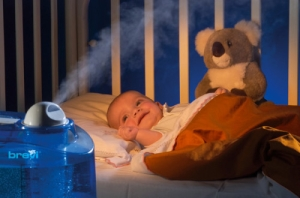 Рекомендации по выбору увлажнителя воздуха для детей