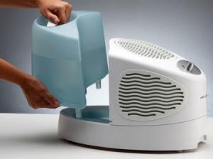 Традиционный увлажнитель воздуха для детей и не только