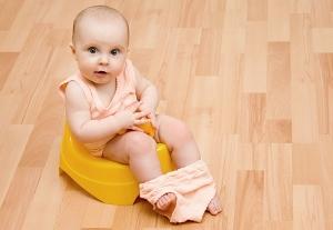 Физиология приучения ребенка к горшку
