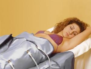 Суть процедуры прессотерапии