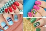 Интересные идеи дизайна ногтей шеллаком с фото