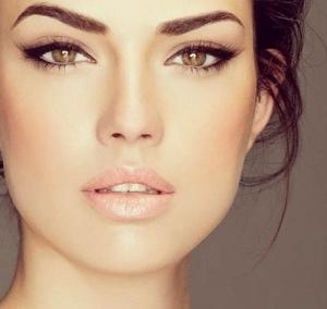 Подбор эффектного макияжа для карих глаз по цветотипу