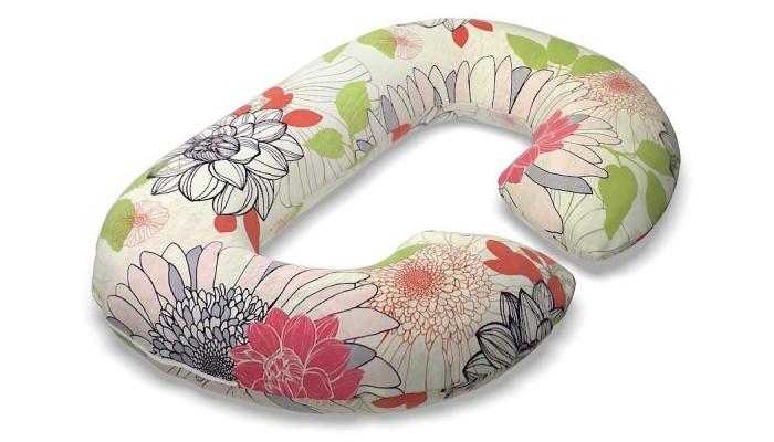С-образная подушка для беременных