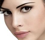 Техника нанесения макияжа для карих глаз и его особенности