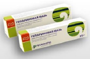 Гепариновая мазь - средние цены, форма выпуска и основные производители