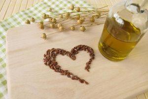 Полезные свойства семян льна при очищении кишечника