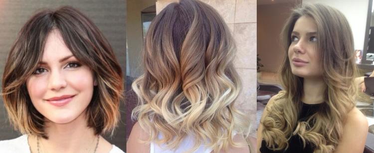 Шатуш на русые волосы: фото и пошаговая инструкция по выполнению