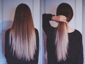 Плюсы и минусы шатуша на темных волосах