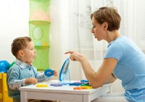 Почему ребенок не выговаривает букву