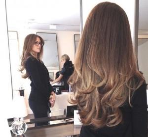 Покраска волос в стиле балаяж и его значимые особенности