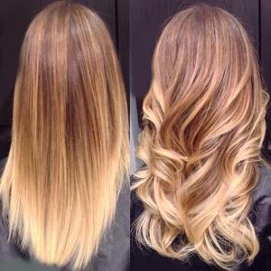 Преимущества и недостатки балаяжа на светлых волосах