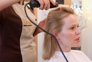 Процедура дарсонвализации - суть метода и как поможет при выпадении волос