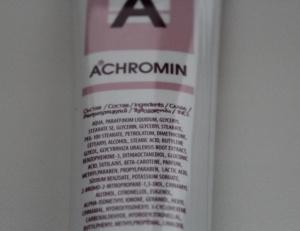 У Ахромина очень большой список компонентов