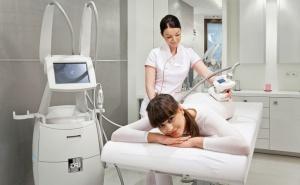 LPG-массаж приводит мышцы в тонус