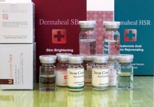 Линия Дермахил для мезотерапии выпущена в 2001 году