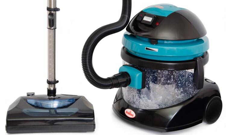 Пылесосы с аквафильтром для квартиры