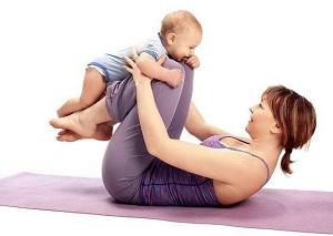 Как прийти в форму после родов и укрепить мышцы живота