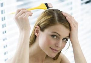 Брондирование на русые волосы в домашних условиях