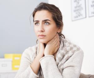 Последствия развития раковой опухоли щитовидной железы у женщин