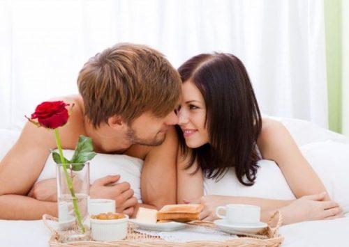 Легкие отношения между мужчиной и женщиной