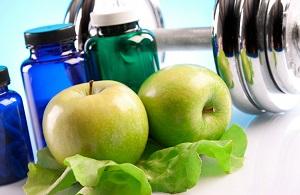 Правила спортивного питания для женщин - основные принципы для похудения