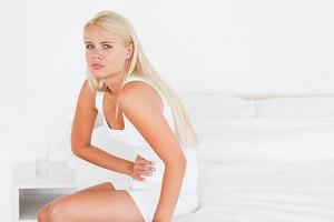Причины возникновения и характер боли внизу живота слева у женщин