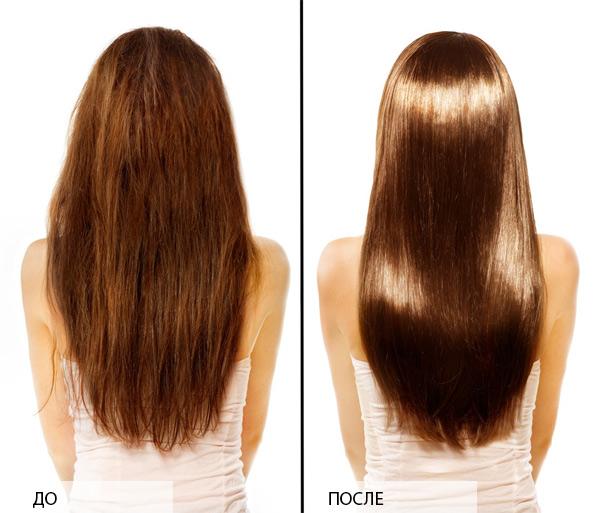 Оливковое масло для волос, фото до и после использования