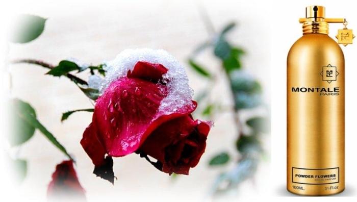 Пудровые духи Montale Powder Flowers