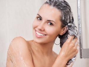 Окрашивание омбре на темные волосы средней длины: уход после покраски