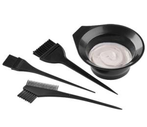 Омбре на волосы средней длины: необходимые материалы для окрашивания