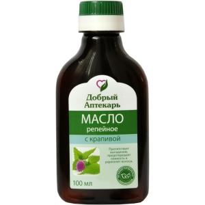 Стоимость репейного масла для волос в аптеке, правила выбора