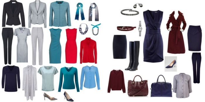 Базовый гардероб для деловой женщины после 40 лет