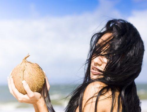 Масло кокоса для волос применение