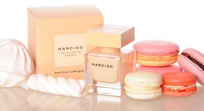 Пудровые духи Narciso Poudrée