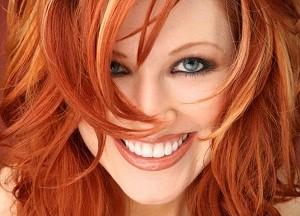 Как подобрать рыжий оттенок для волос и особенности окрашивания