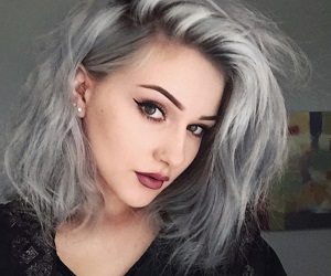 Как сделать пепельное омбре - особенности окрашивания для волос разной длины