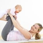 Как быстро и просто убрать живот после родов