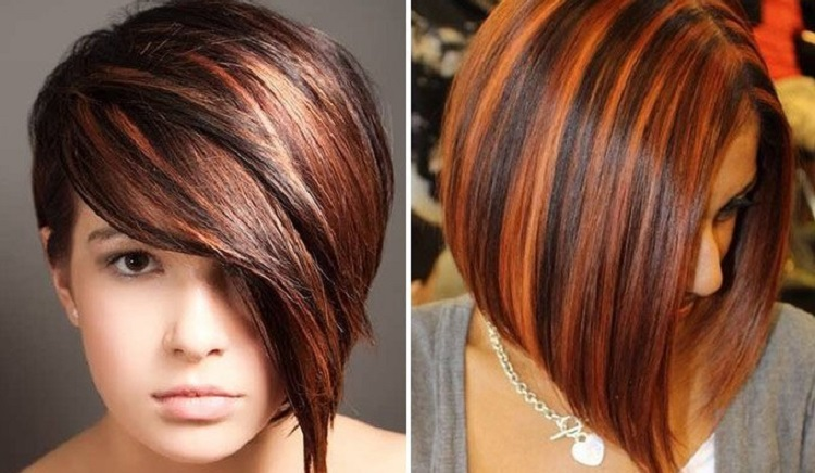 Мелирование рыжих волос - особенности и секреты окрашивания