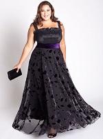 Особенности выбора платьев для полных женщин на торжество