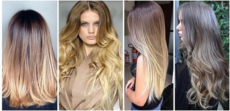 Преимущества и недостатки окрашивания в стиле омбре на русых волосах