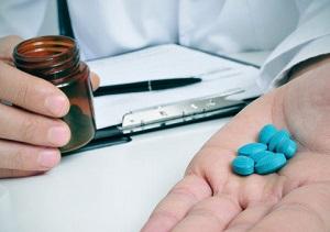 Препараты, которые назначаются при лечении пиелонефрита у женщин