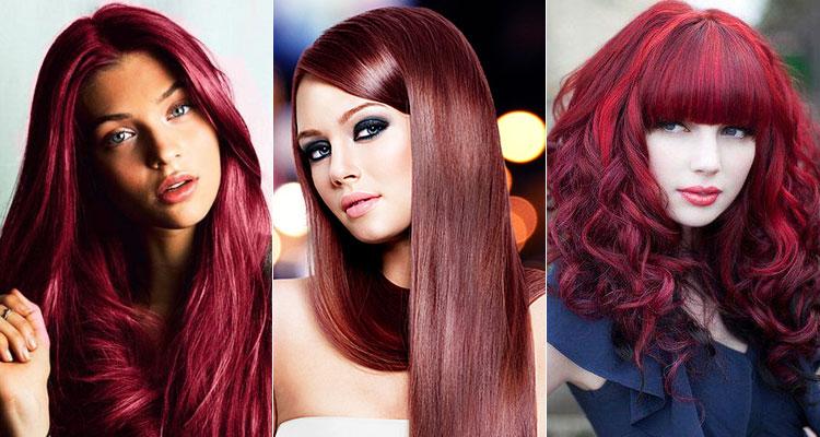 Рыжий цвет волос и оттенки огненной палитры